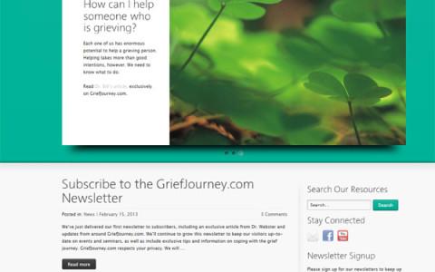 Griefjourney.com