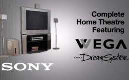 Sony Home Theatre Promo: Digital Signage