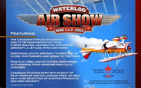 Waterloo Airshow (2010-2014)